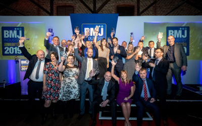 Presentations & celebrations at the second annual BMJ Industry Awards