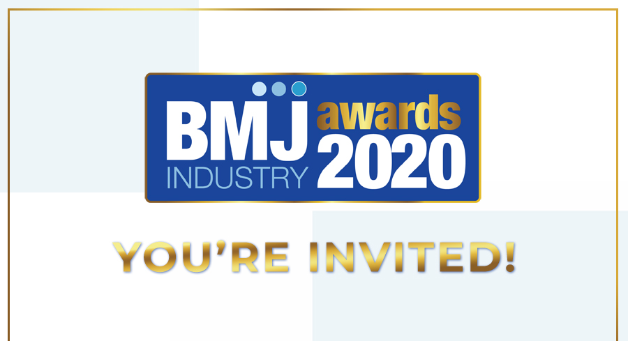 BMJ Industry Awards goes digital for 2020!