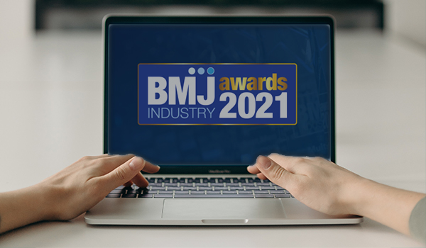 BMJ Industry Awards 2021 | Save The Date – Friday 26 November 2021